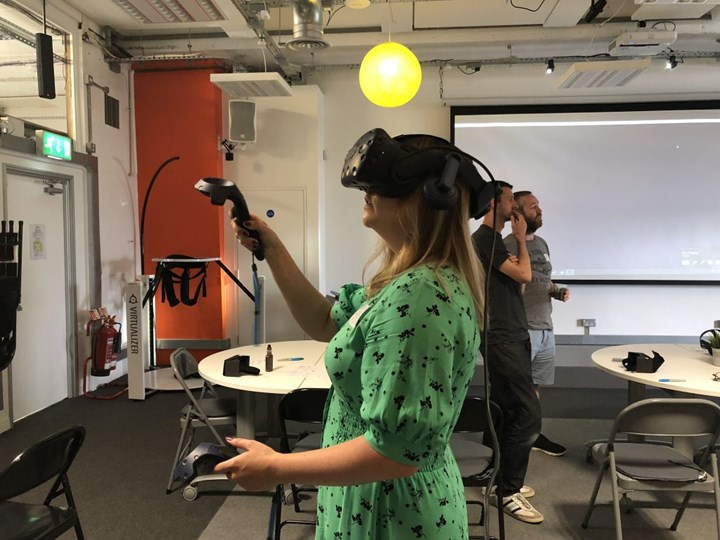 Wired Sussex Immersive Discovery Day: An Amazing VR Revelation