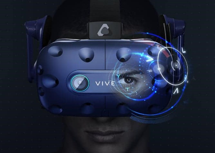 Immersive Lab Equipment: Vive Pro Eye