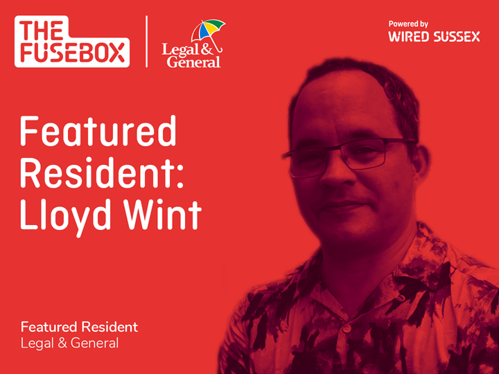 Featured Resident: Lloyd Wint, Legal & General